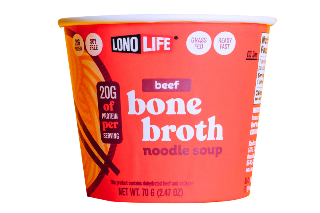 LonoLife Bone Broth Soup