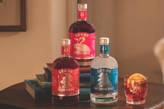 Lyre's Non-Alcoholic Spirits