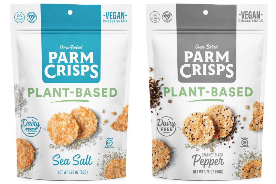 Plant-Based ParmCrisps