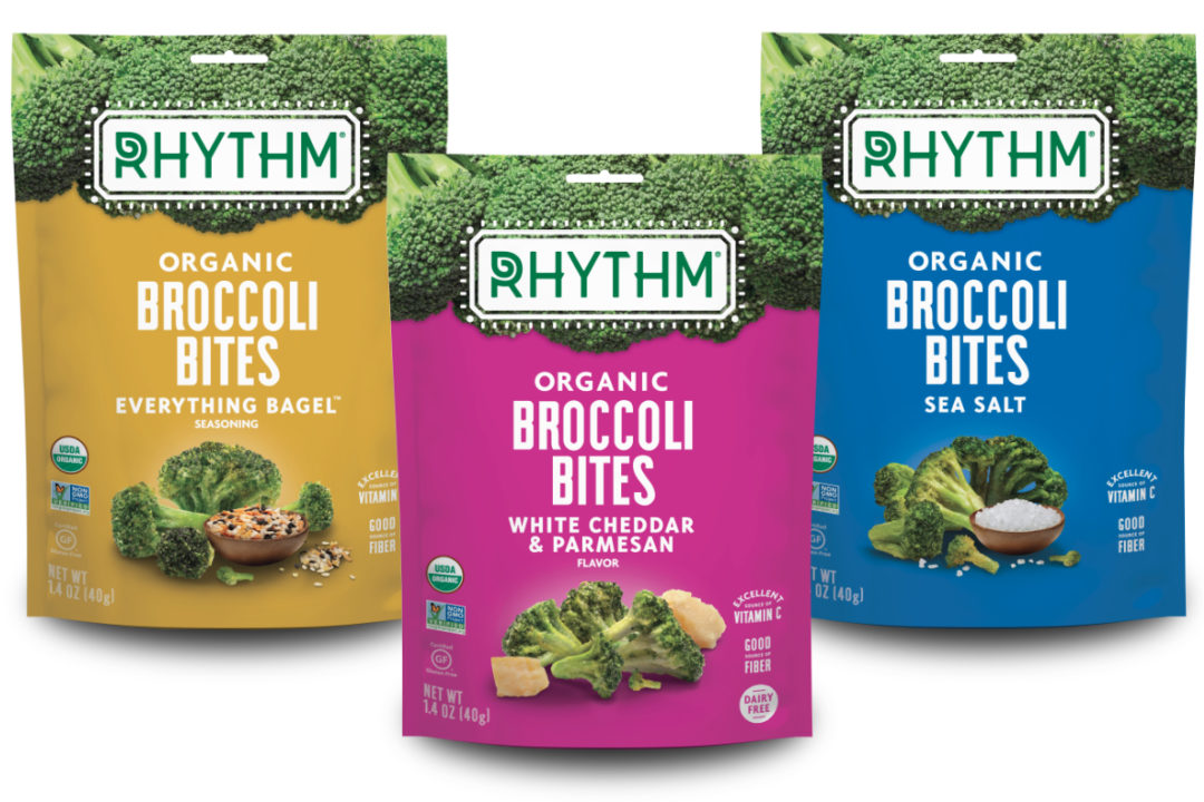 Rhythm Superfoods Broccoli Bites