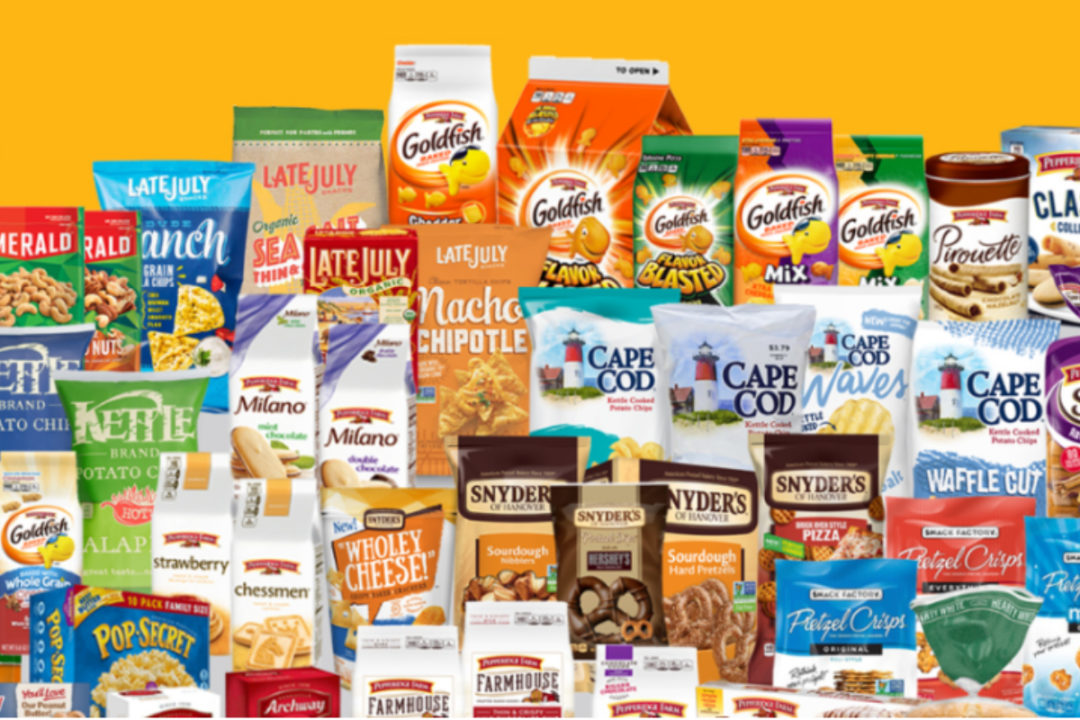 Campbell's Snacks portfolio