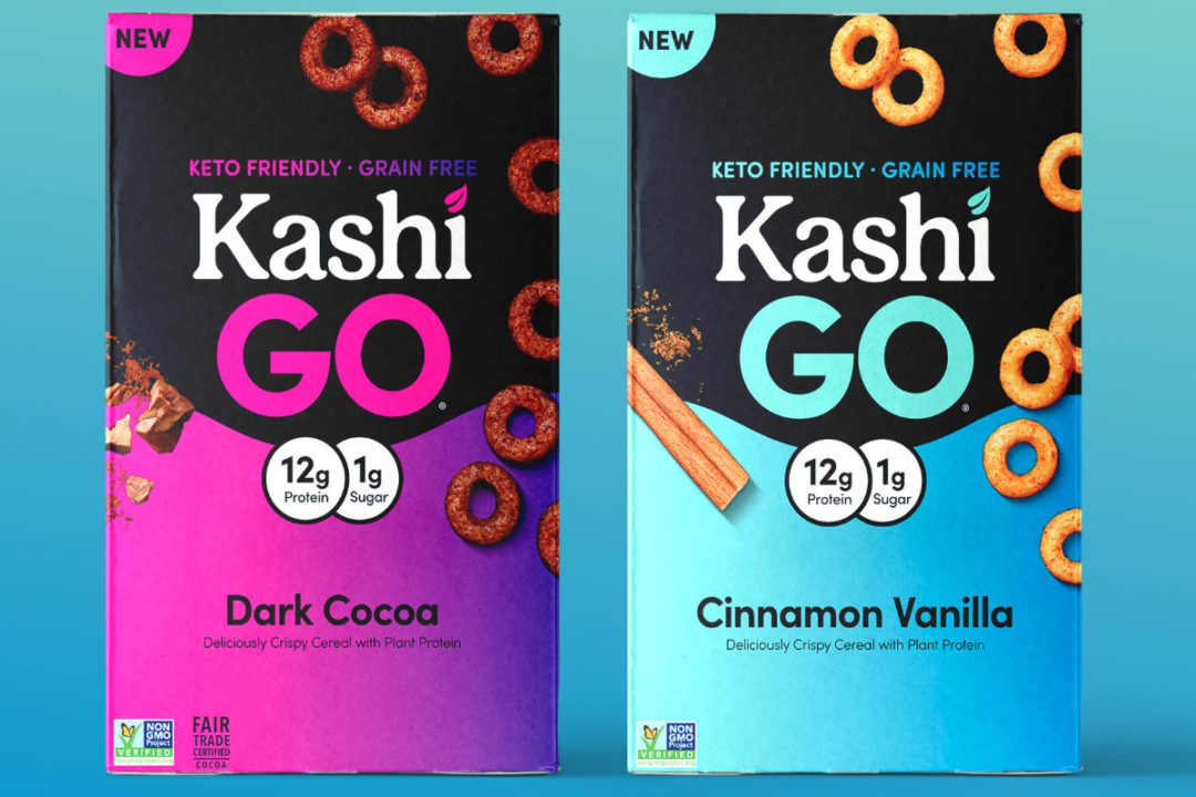 Kashi GO Keto-Friendly Cereal