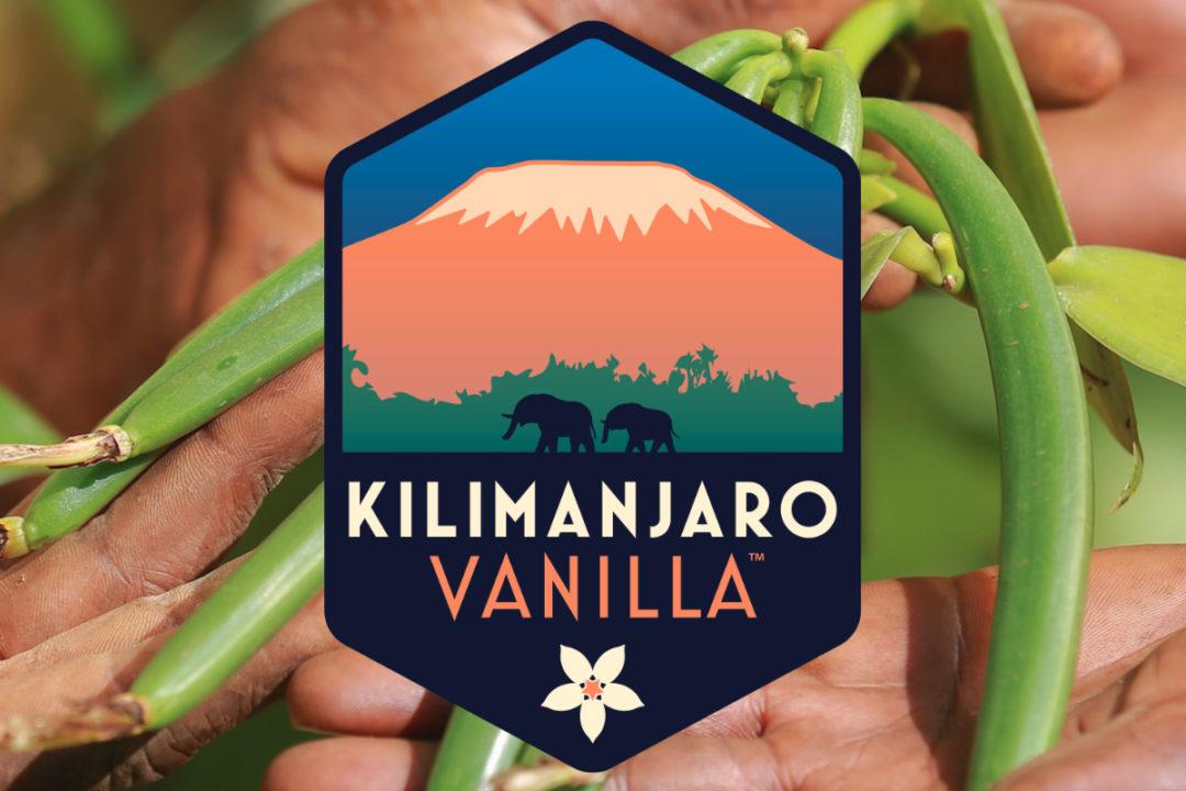 Blue Pacific Flavors Kilimanjaro Vanilla