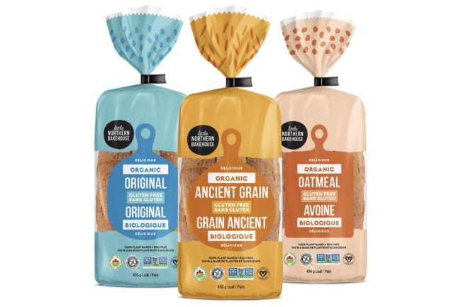 Little Northern Bakehouse certified organic gluten-free bread