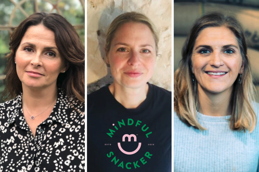 Mindful Snacker founders