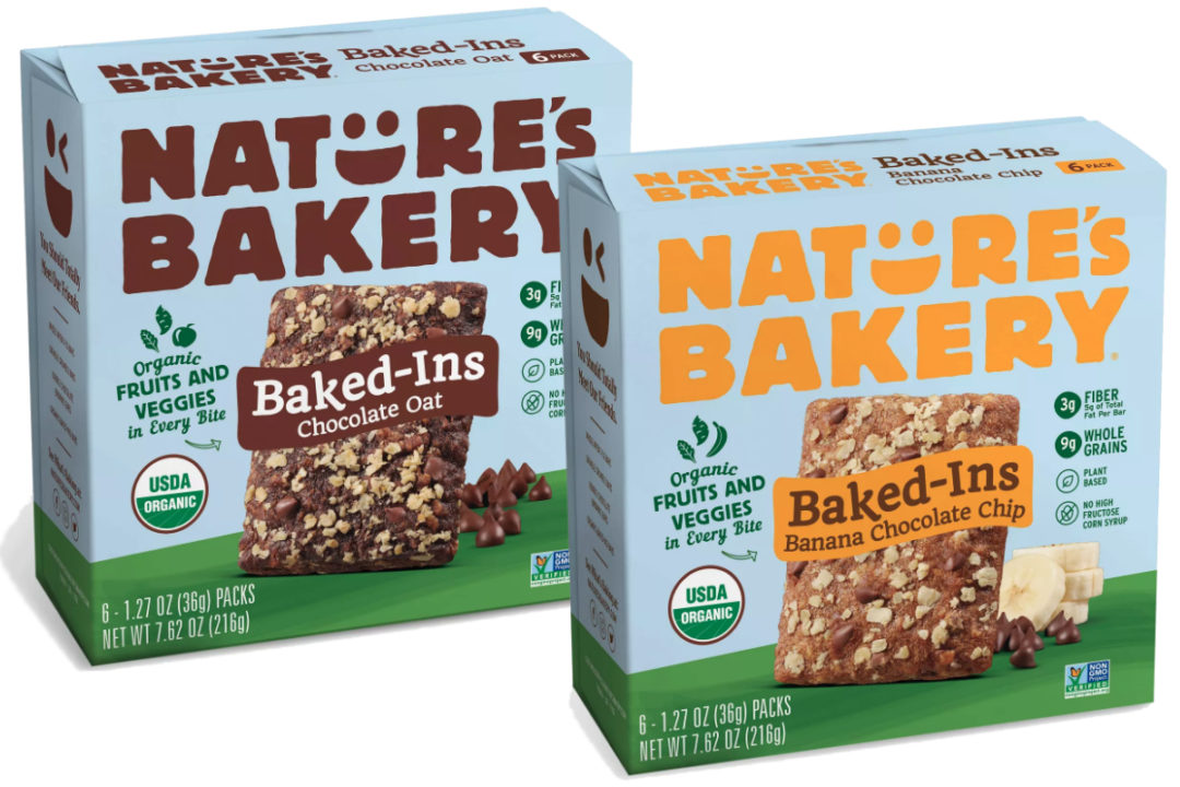 Nature's Bakery Baked-In Bars