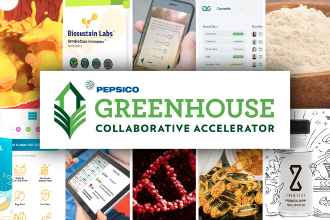 Fifth annual PepsiCo Greenhouse Accelerator class