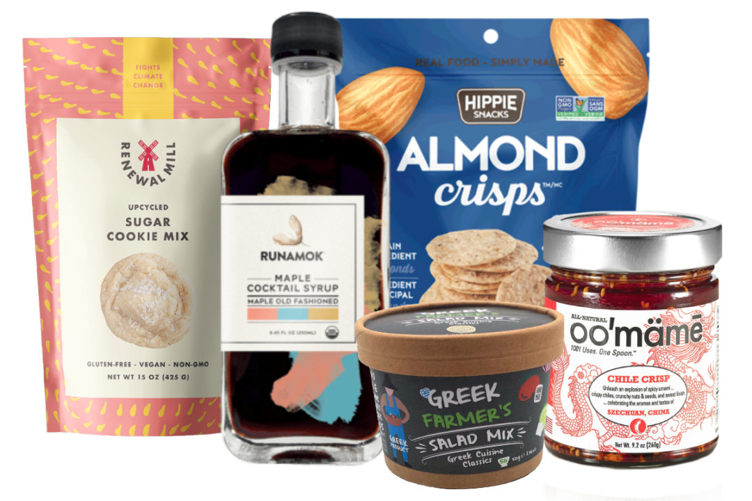 New products at Specialty Food Live!