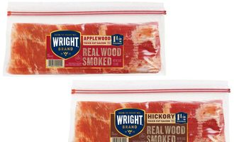 Wright bacon tyson foods