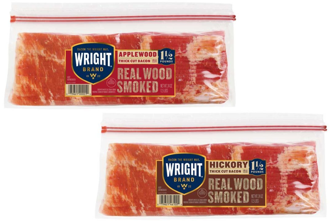 Tyson Foods Wright Brand Bacon