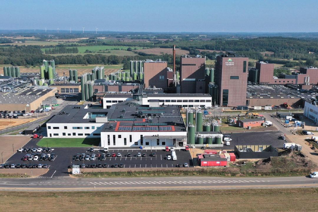 Arla Foods Ingredients innovation center in Denmark