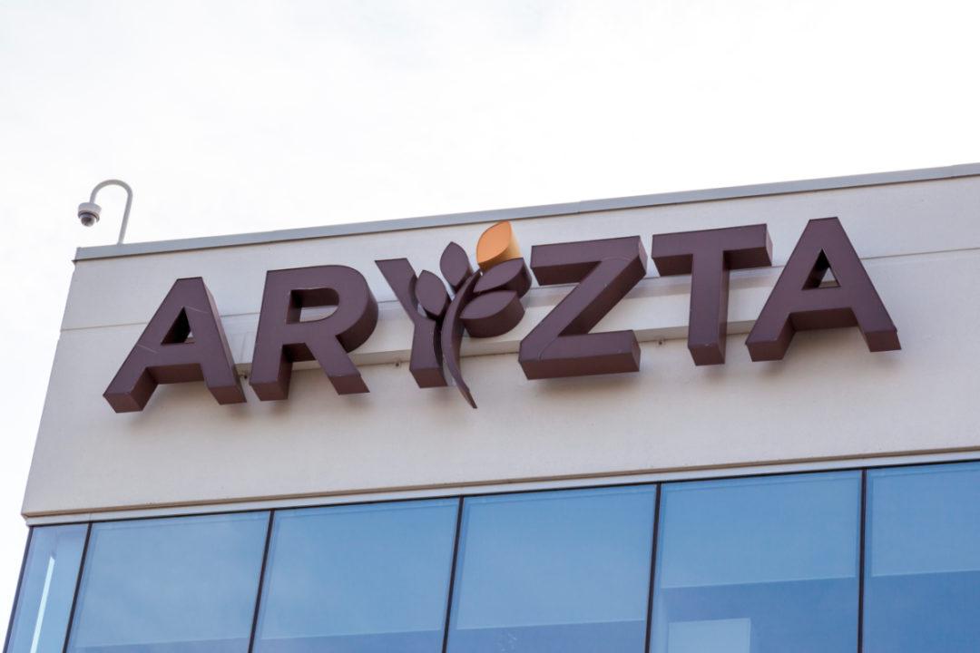 Aryzta headquarters sign