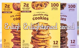 Enlightened cookies lead