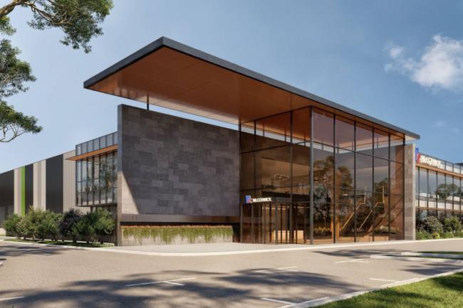 Exterior of McCormick Australia's innovation and collaboration hub