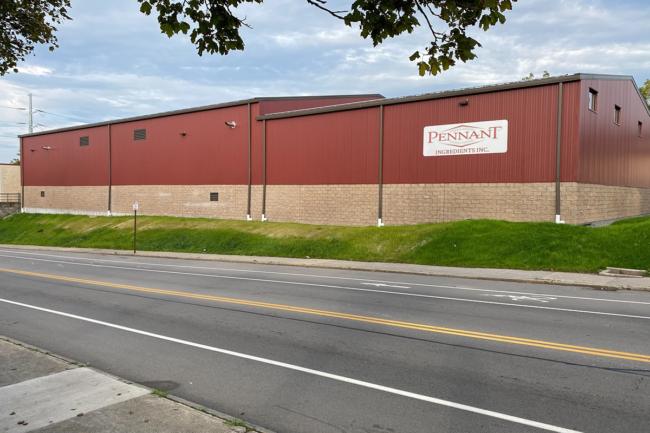 Pennant warehouse