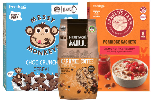 The Arnott's Group products