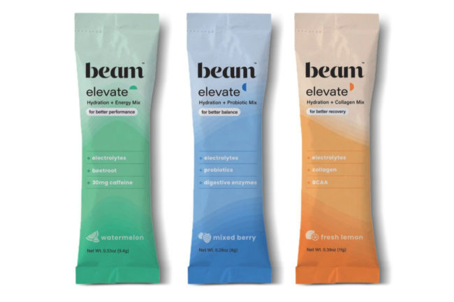 Beam Elevate products