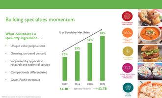 Ingredionspecialtyingredientschart lead