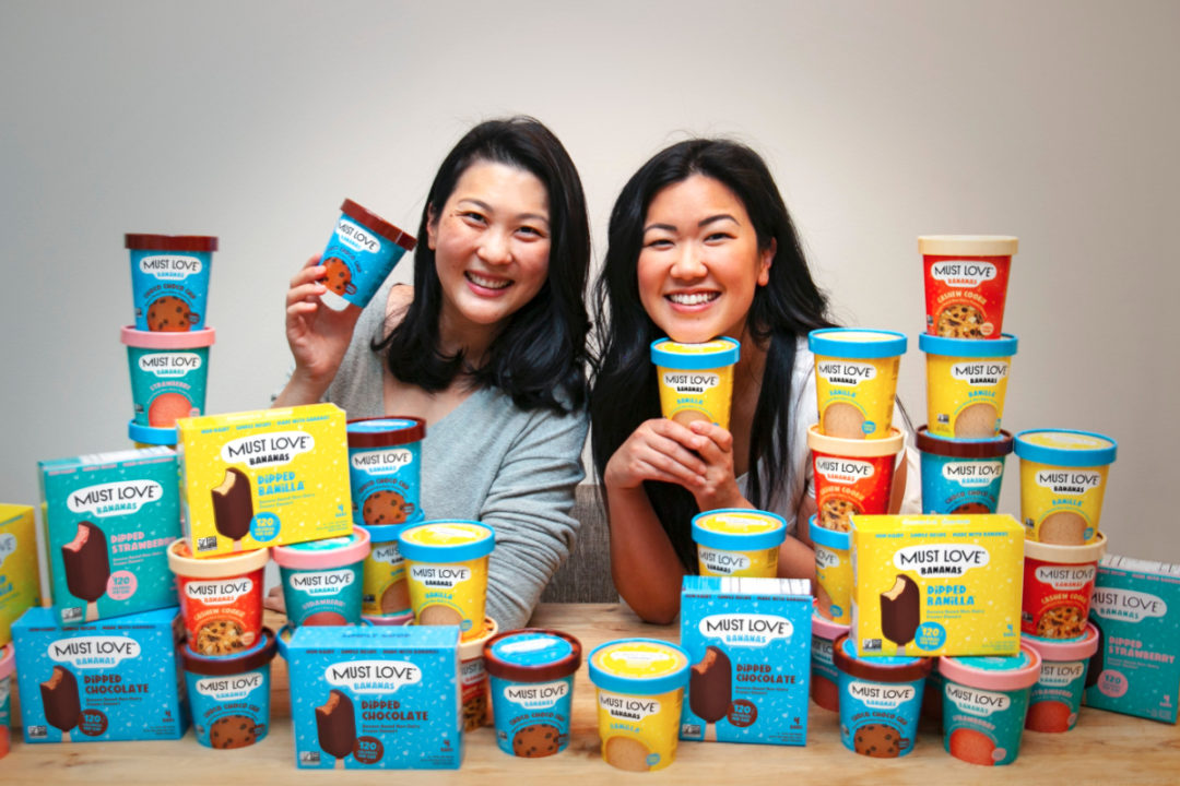 Must Love products and founders Mollie Cha and Hannah Hong