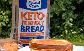 Natural ovens keto bread lead