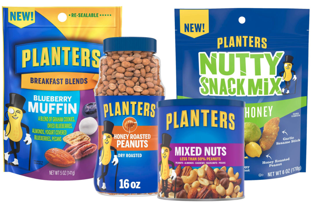 Planters nut products