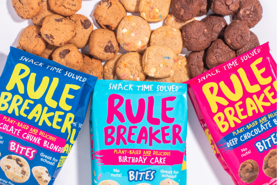 Rule Breaker Snacks bites