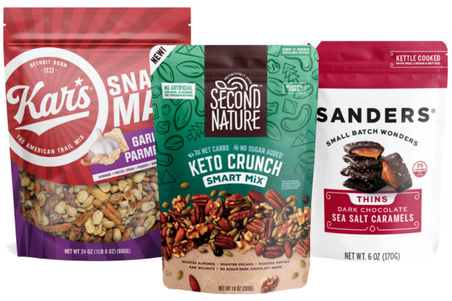Second Nature Brands snacks