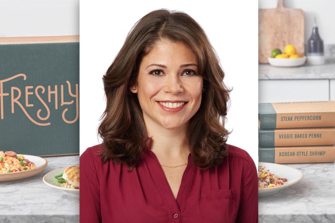 Anna Fabrega, Freshly, Nestle