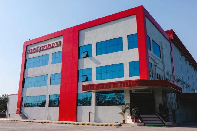 Barry Callebaut India facility