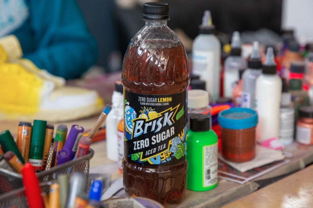 Brisk Zero Sugar Lemon Iced Tea