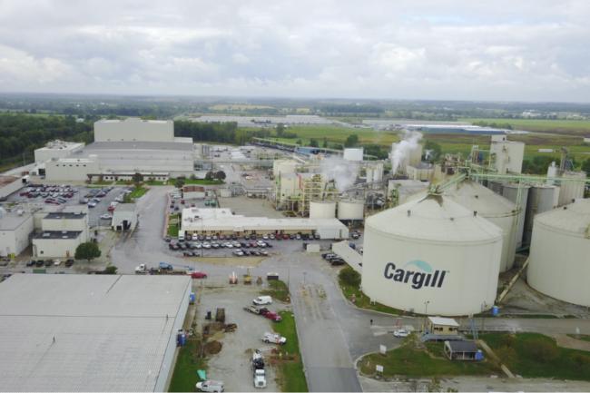 Cargill Sidney, OH, facility