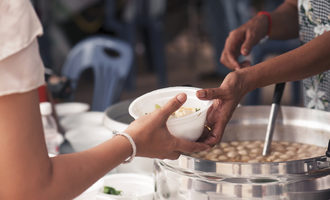 Feedingthehungry lead