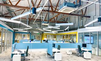 Firmenich innovation center