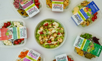 Fivestarngourmet simply fresh salads lead