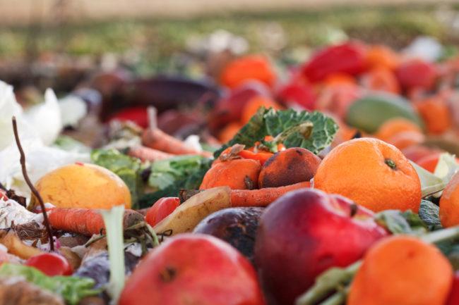 Food waste unused produce
