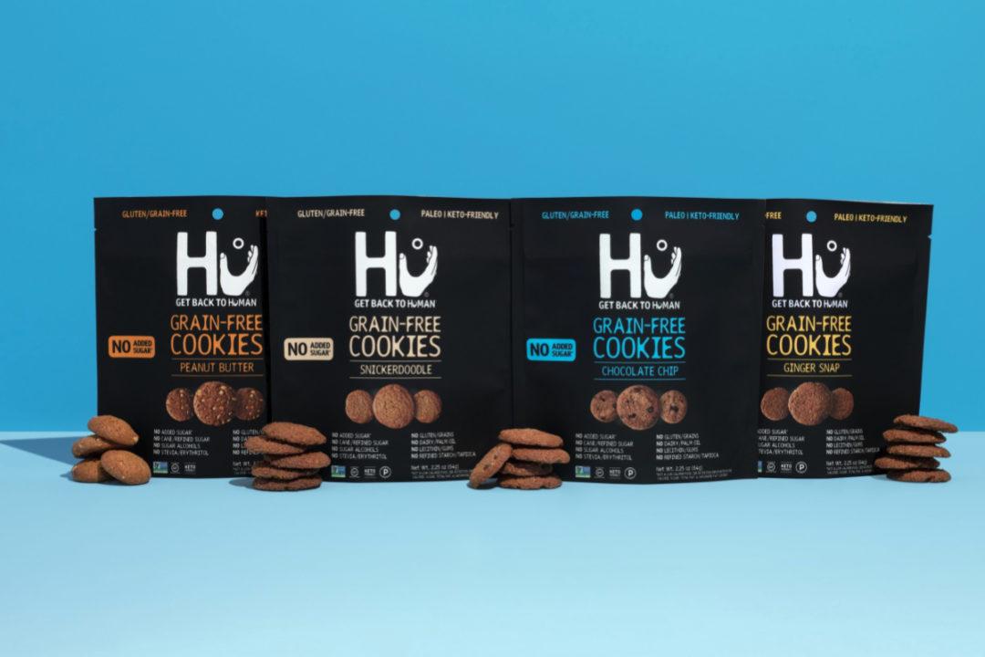 Hu grain-free cookies