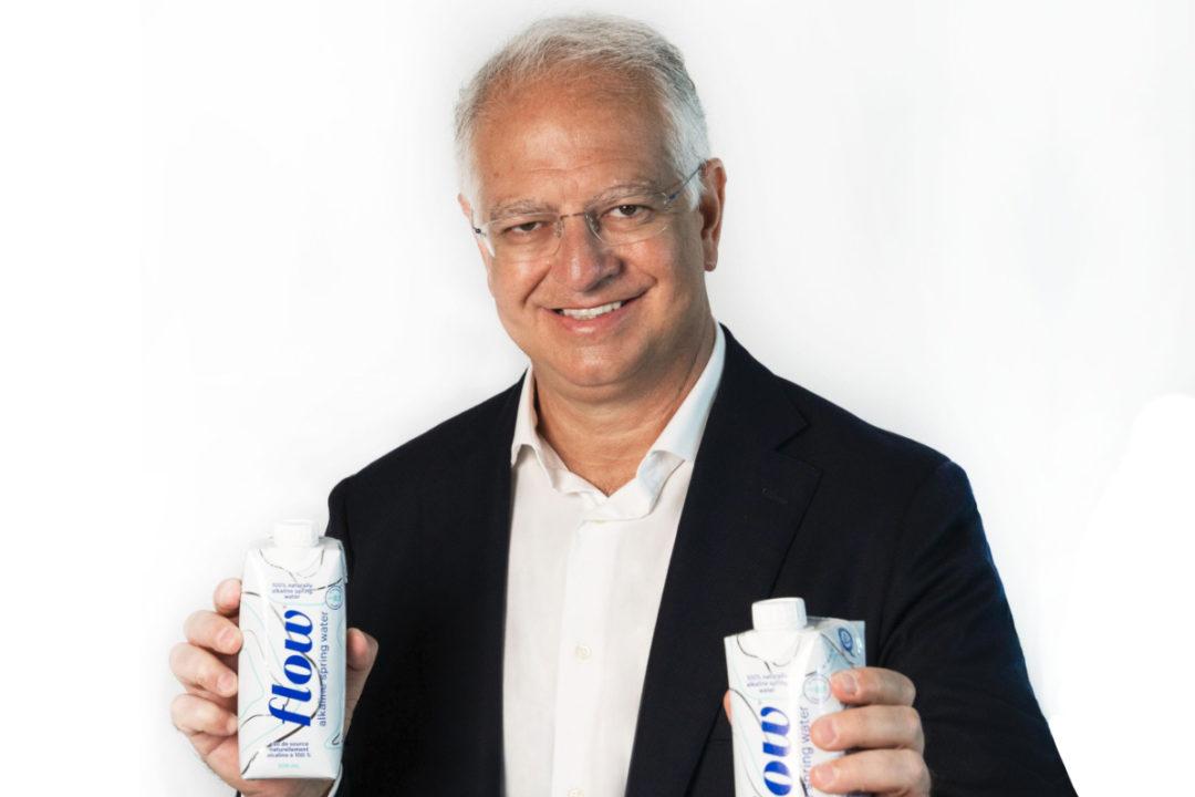 Maurizio Patarnello, Flow Water Inc.