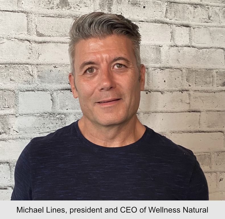 Michael Lines, Wellness Natural