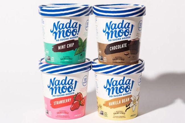 NadaMoo! no sugar added dairy-free frozen desserts