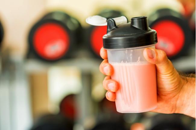 RTD protein beverage