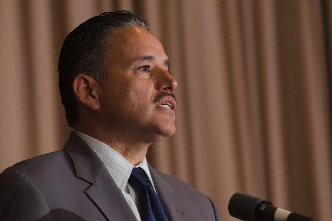 Oscar Gonzales, USDA