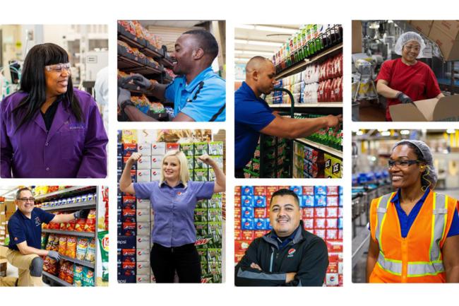 PepsiCo employee diversity