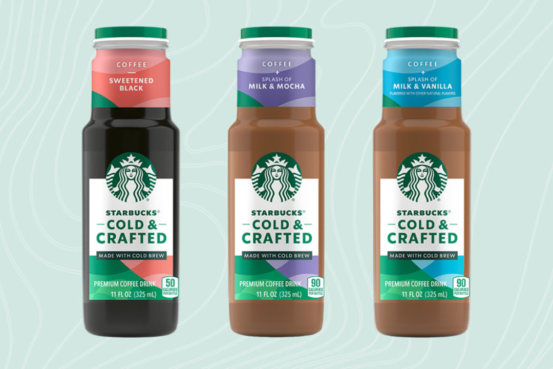 Starbucks Cold & Crafted