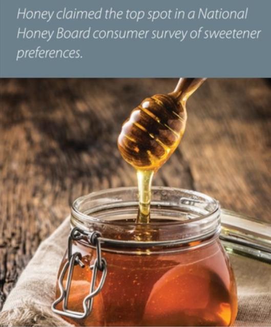 Pot de miel naturel