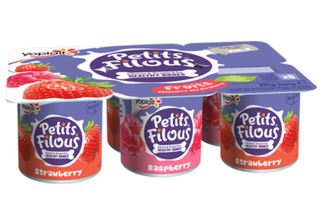 Yoplait Europe yogurt