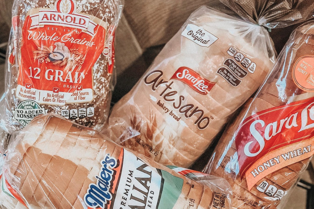 Bimbo Bakeries USA bread varieties