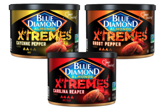 Blue Diamond Growers Xtremes