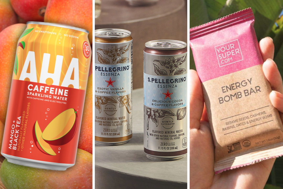 New caffeinated products from Coca-Cola, Nestle, Your Super