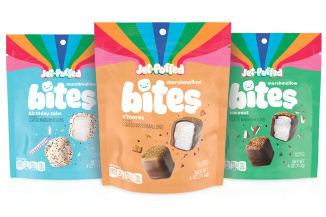 Jet-Puffed Bites