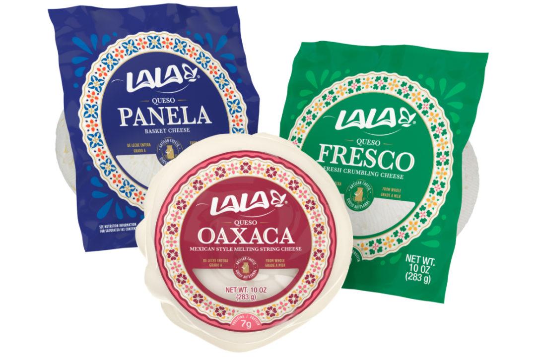 Lala queso fresco, panela and Oaxaca